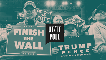 Texas Republicans remain huge Donald Trump fans heading into 2018 midterms, says UT/TT poll