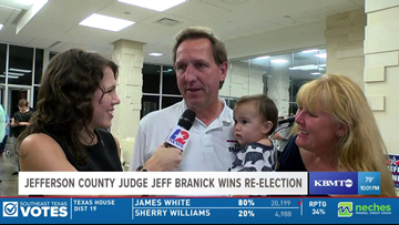 Incumbent Jefferson County Judge beats former congressman to retain seat for third term