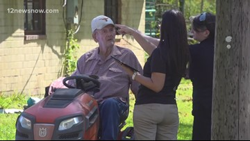 FEMA officials working Imelda claims throughout Southeast Texas