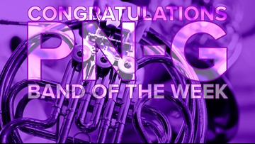 Port Neches-Groves HS beats Nederland to become the week 11 409Sports Band of the Week