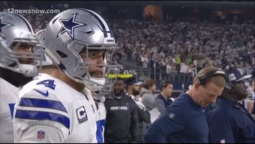 Cowboys headed to Los Angeles for divisional playoff