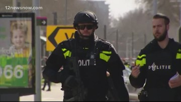 Three dead, five injured after shooting in the Netherlands
