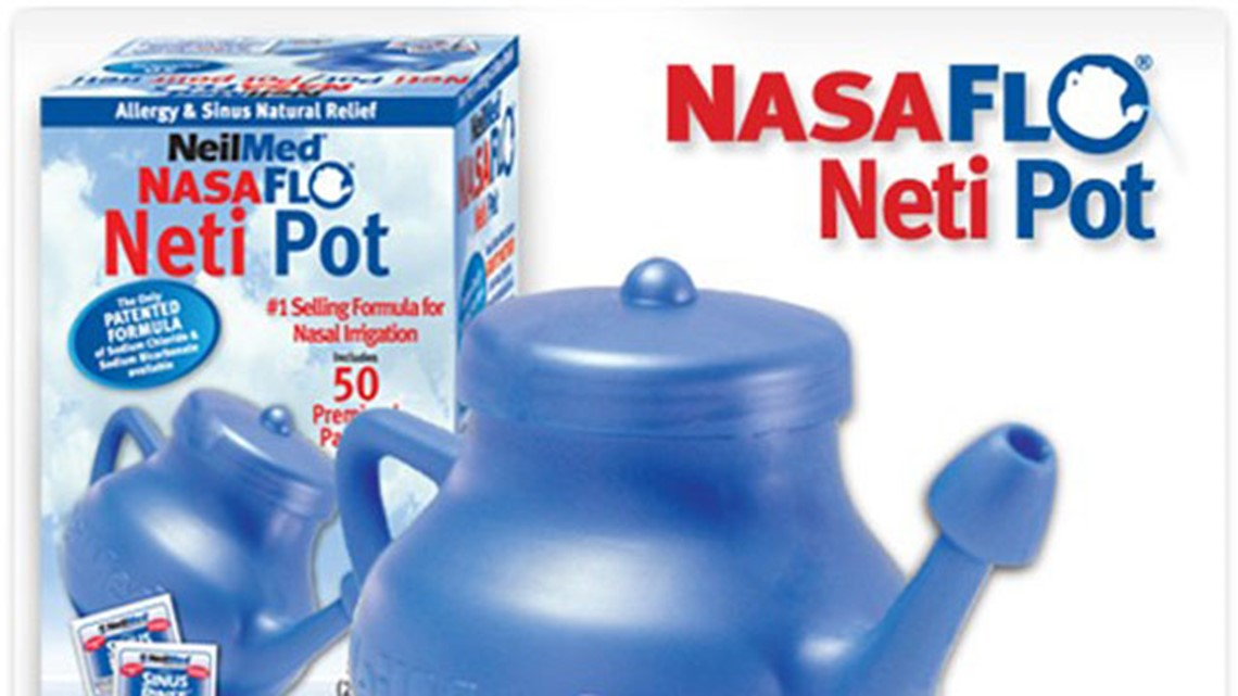 VERIFY: Can using tap water in a neti pot lead to a deadly infection?