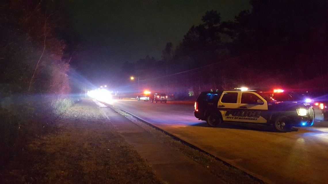 One man taken to the hospital after he was shot in the chest