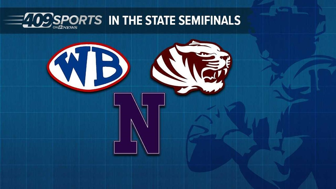 State Semifinals games set for Southeast Texas football teams