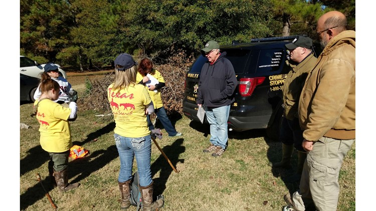 Human skull found in Liberty County family's front yard