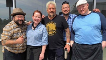 Beaumont restaurateur appears on Food Network competition tonight