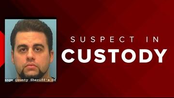 Deputies identify suspect in Wednesday shooting in Mauriceville