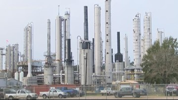 Silsbee's South Hampton Resources lays off 20% of workforce
