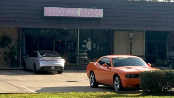 One suspect in custody following sexual assault, robbery at Bronze Body in Beaumont