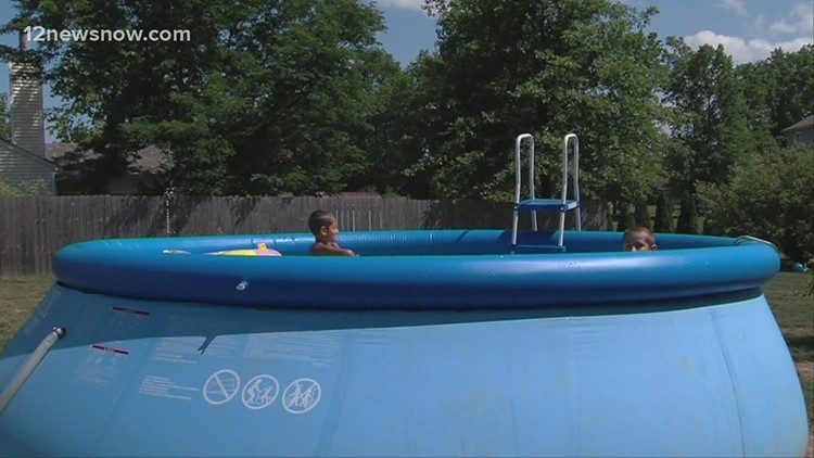 Number of children at risk for drowning increased due to pandemic putting swimming lessons on hold