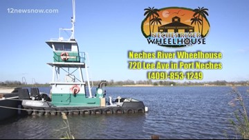 12News Food Court tries the Neches River Wheelhouse filet