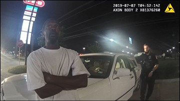 Body cam video shows alleged excessive force during arrest of Orange County man