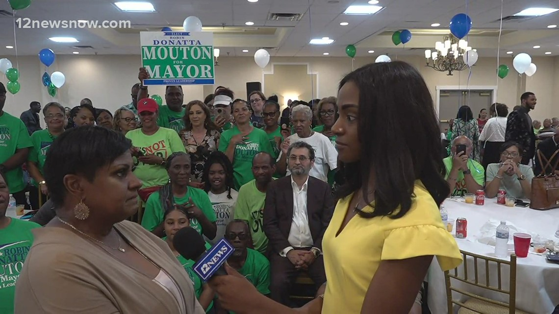 Beaumont elects first black female mayor in runoff