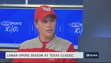Lamar to open 2020 season at Texas Classic