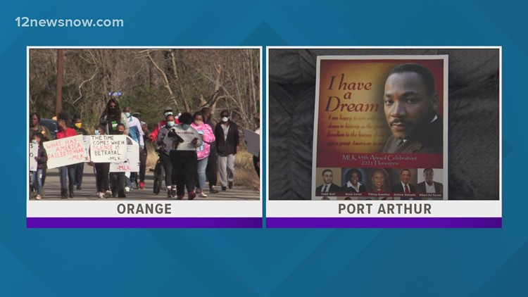 Southeast Texas, nation   pauses to remember the life of Dr. Martin Luther King
