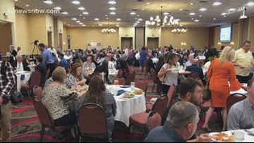 Greater Beaumont Chamber of Commerce holds annual Legislative Luncheon