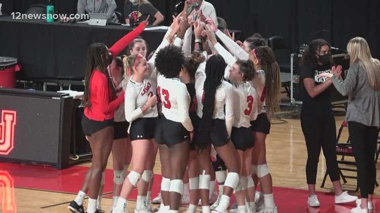 Lamar releases first volleyball schedule as a member of the WAC