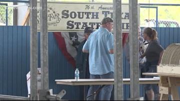 Dozens participate in YMBL South Texas State Fair