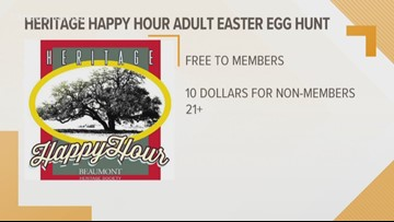 5th annual Easter egg hunt Saturday at the John Jay French Museum