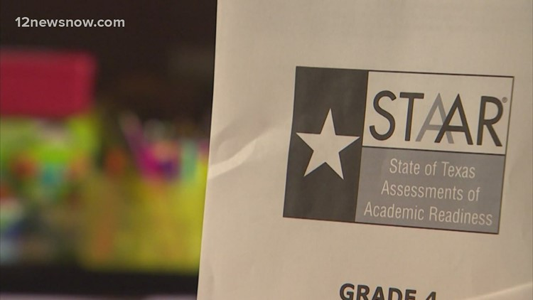 Thousands of Texas students returned to school to take STAAR test in-person