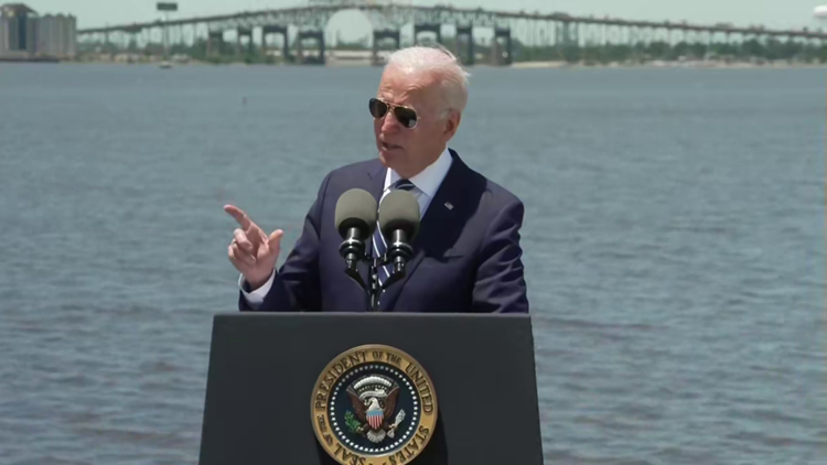 Biden visits Lake Charles Thursday to push his infrastructure plan in GOP stronghold of Louisiana