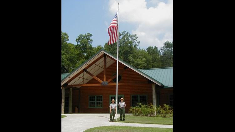 Big Thicket Visitor Center