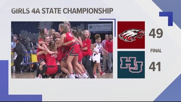 HJ season ends with loss in title game