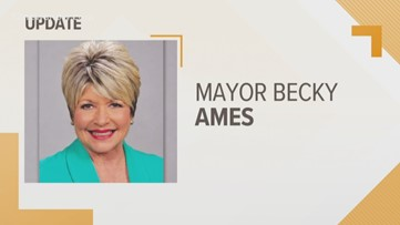 State officials drop investigation into nail salon visit by Mayor Becky Ames