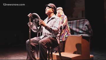 Beaumont Community Players stages 'Driving Miss Daisy'