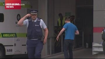Reports: 'Mass shooting' near New Zealand mosque