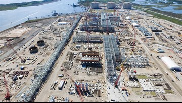 Now Hiring: LNG project in Louisiana is looking for workers