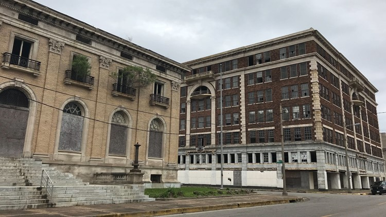 Port Arthur Motiva buys historic building