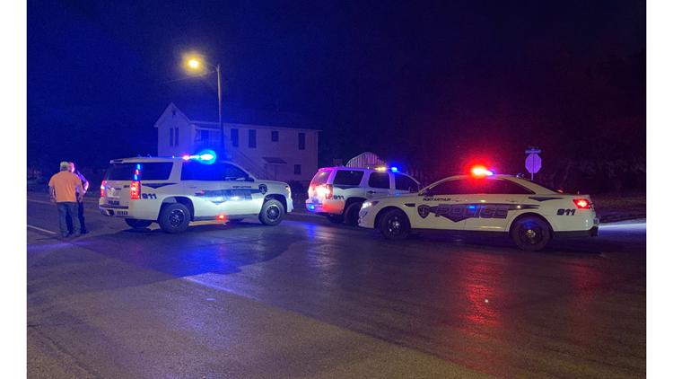 Police: Vehicle hits man in wheelchair, leaves scene