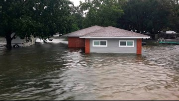 Worst rains are over, but floodwaters remain