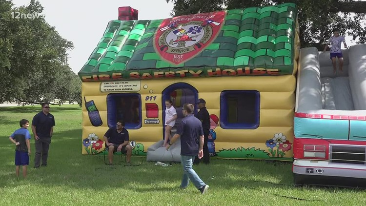 Beaumont police held event to build stronger relations with community, youth