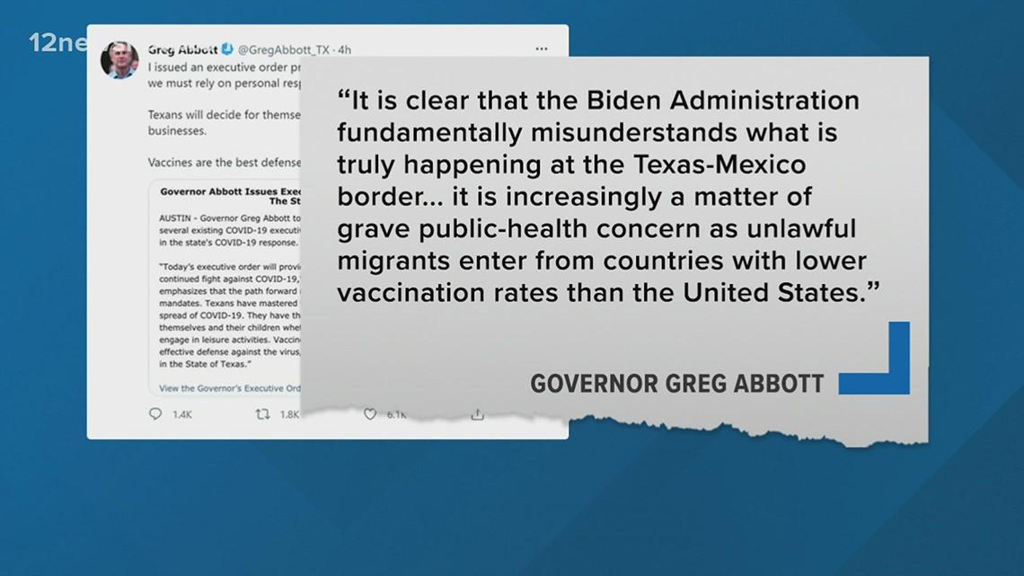 Border battle intensifies as the DOJ files lawsuit against Texas Gov. Greg Abbott