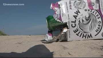 'Pathetic'   Video shows Crystal Beach trashed after Memorial Day weekend parties