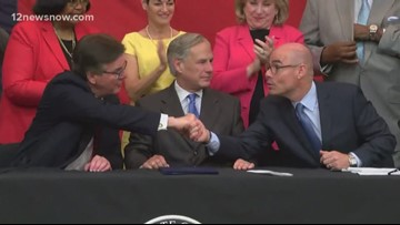 Gov. Abbott signs bill to reduce property taxes, increase school funding