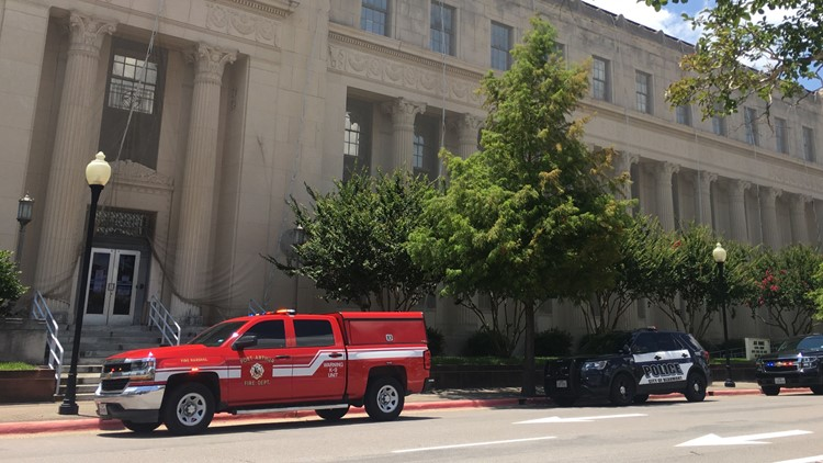 Federal Courthouse Beaumont