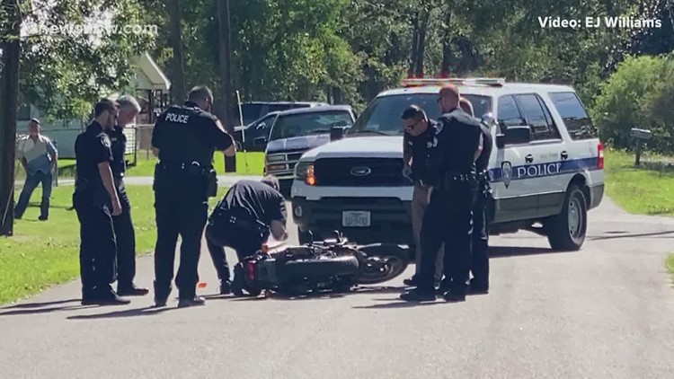 Man arrested after leading police on chase through West Orange neighborhood