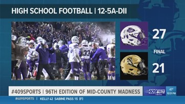 Port Neches-Groves wins 96th edition of Mid-County Madness