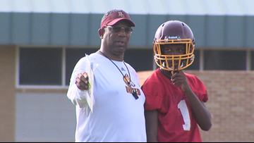 Beaumont United football coach Arthur Louis to retire a second time
