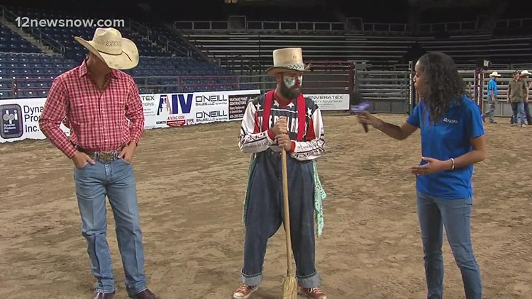 United Bull Riders event kicks off in Beaumont this weekend
