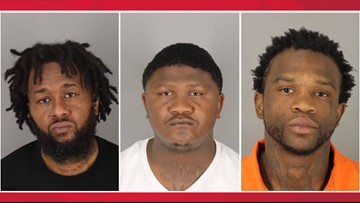 Three Beaumont men arrested after investigators find ecstasy, marijuana, guns, cash in North End drug raid