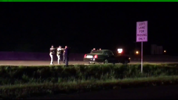 Early-morning chase from Beaumont to Vidor ends when suspect runs out of gas