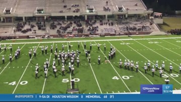 WEEK 10: West Brook High School is the Band of the Week