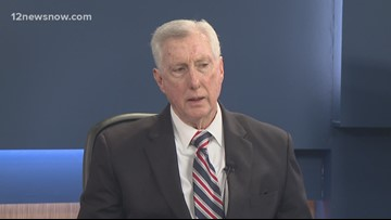 Judge Thorne talks low income housing problems, divorce attorneys