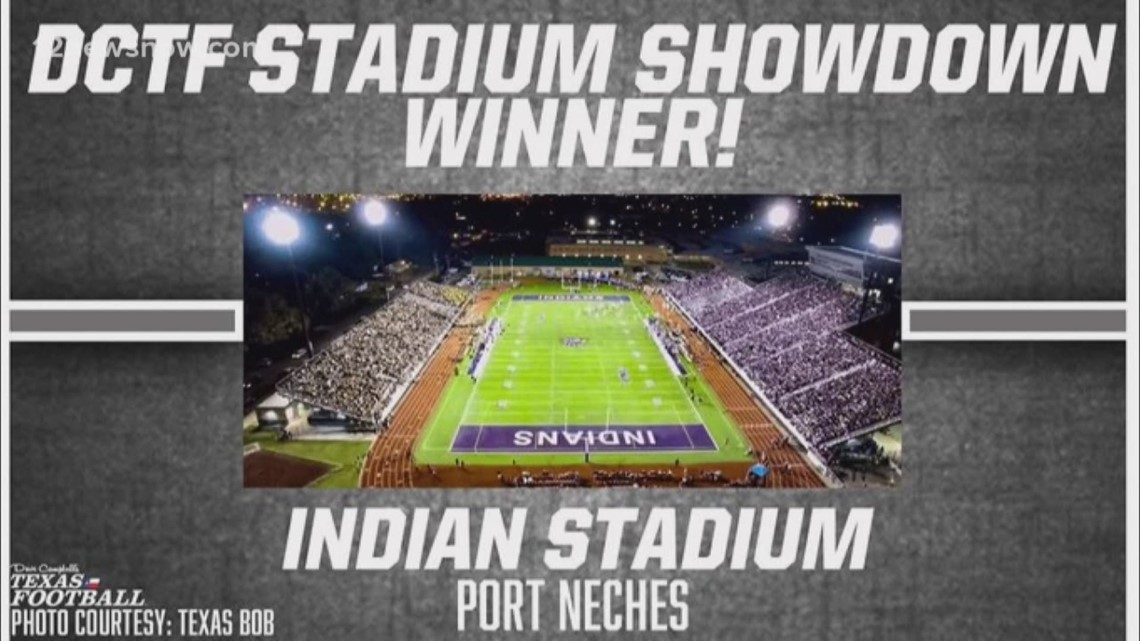 The Reservation Earns Title Of Best High School Stadium In Texas 12newsnow Com