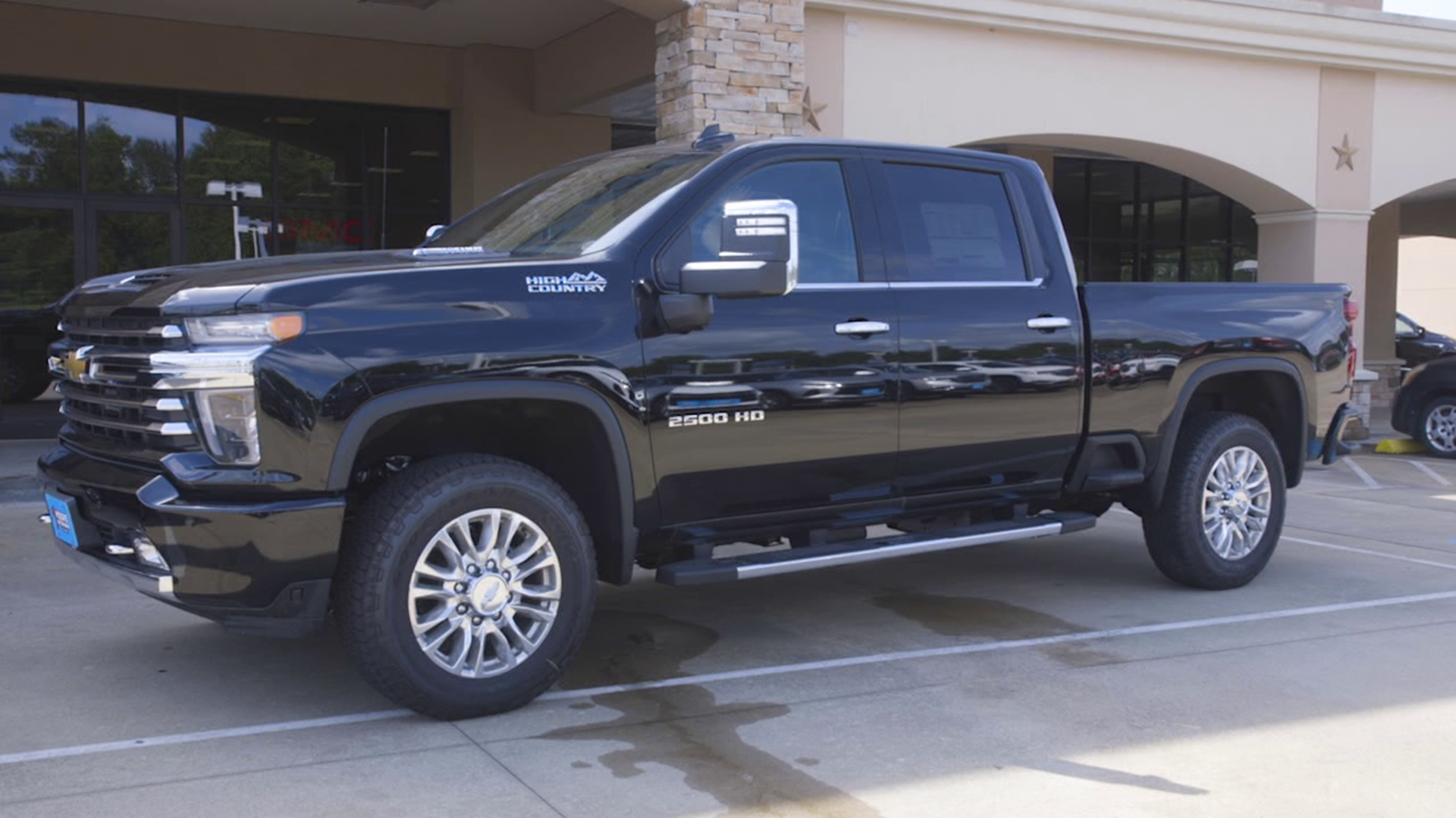 We Test Drove A 2020 Chevrolet Silverado 2500 High Country Duramax Diesel Pickup 12newsnow Com